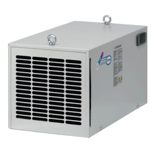 Roof-mounted cooling unit DEK 04