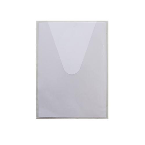 ST-A4-F Document pocket DIN A4, transparent foil, PU: 5 pieces