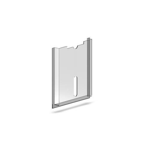 ST-B5 Document pocket DIN transparent