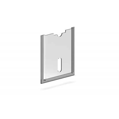 ST-B6 Document pocket DIN A6 transparent