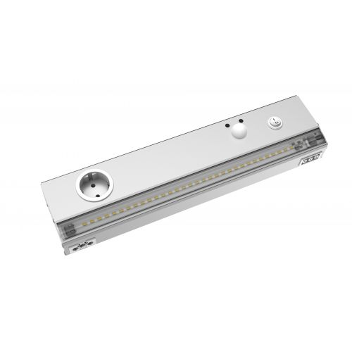 Enclosure lamp LLX-400-BWM